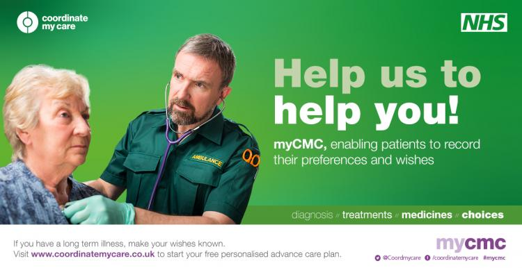 coordinate my care poster