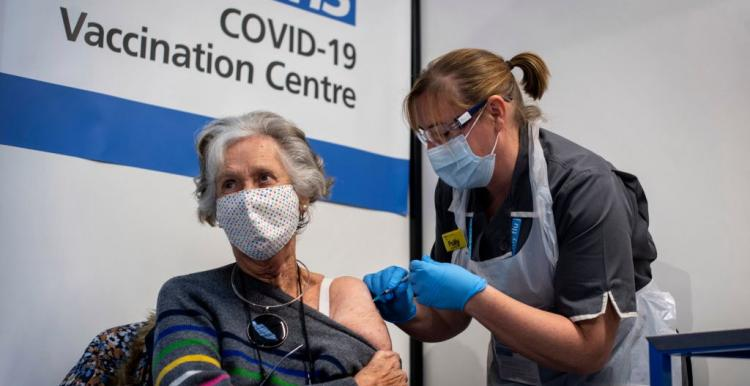 Air Crew Staff vaccinated