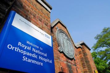 Royal National Orthopedic Hospital Stanmore