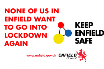 keep Enfield safe
