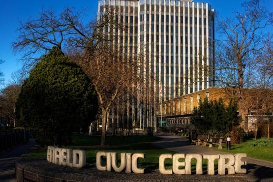 Civic Centre Enfield